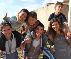 Israel programs for teens