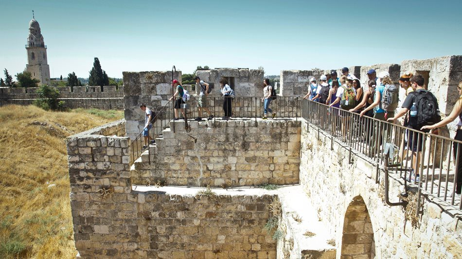 BBYO-Trek-Israel-First-Few-Day-2616773276-O