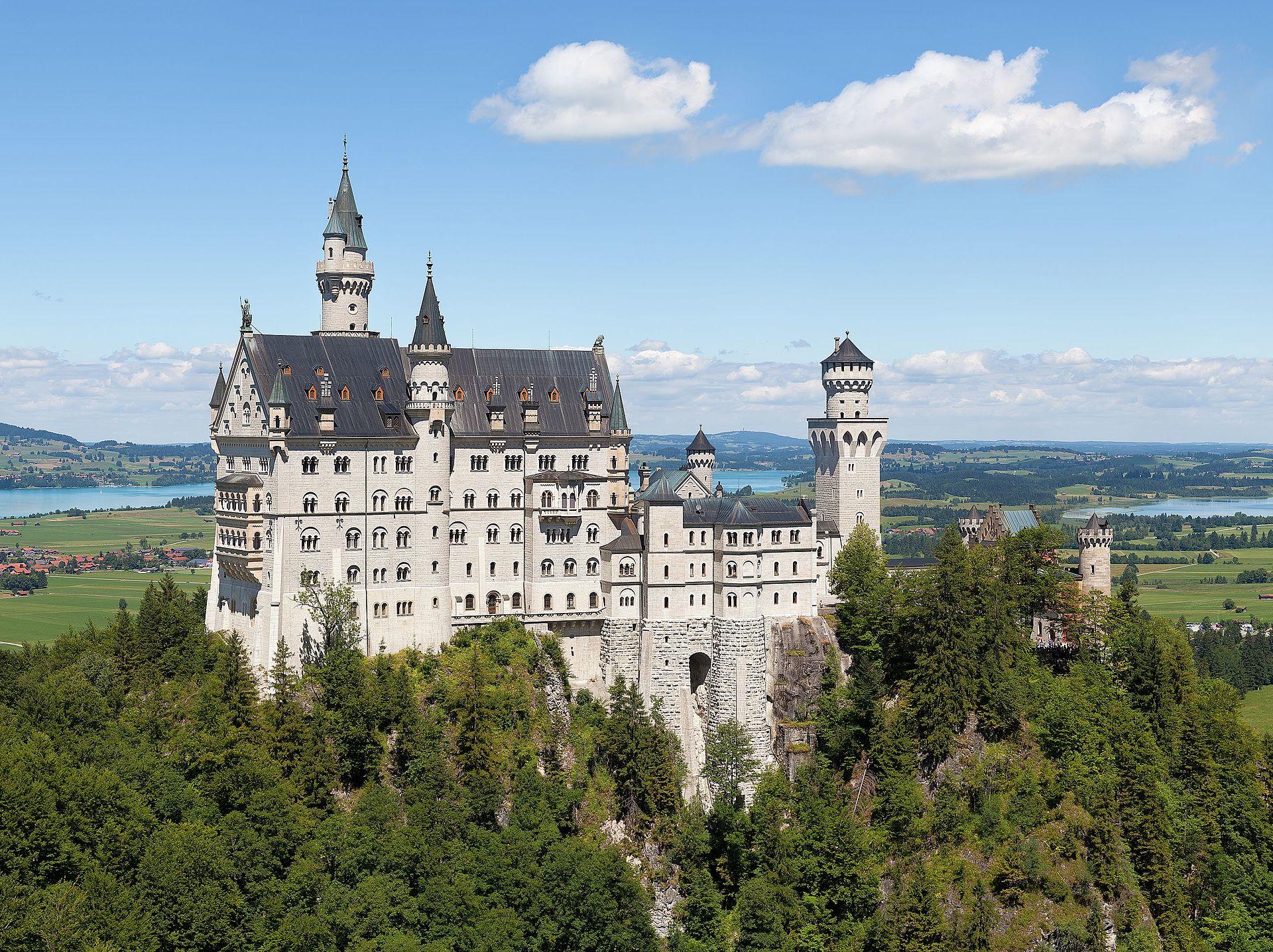Snow White Castle