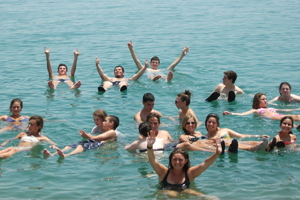 israel journey for teens