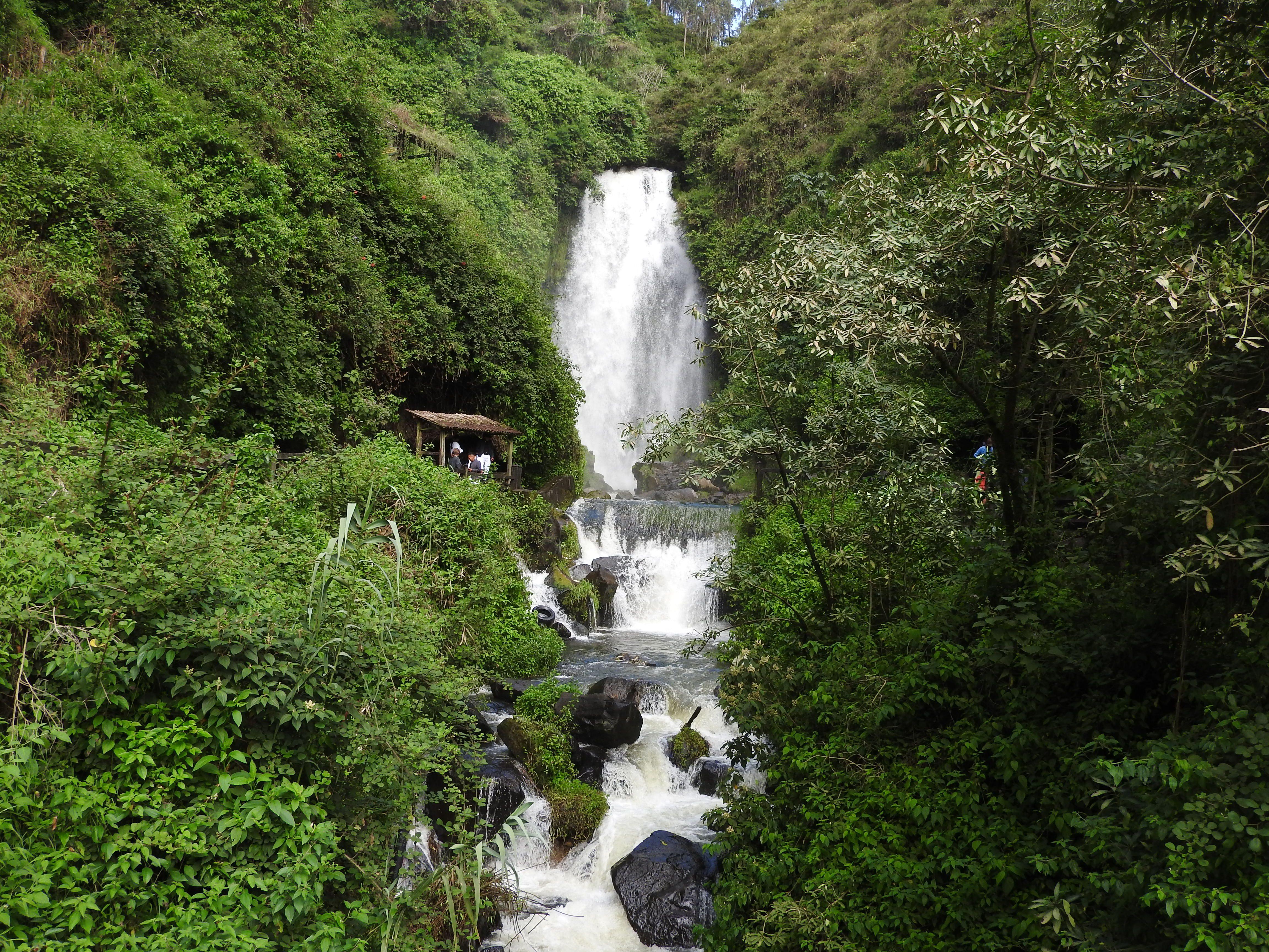 Copy of Pechuga waterfall