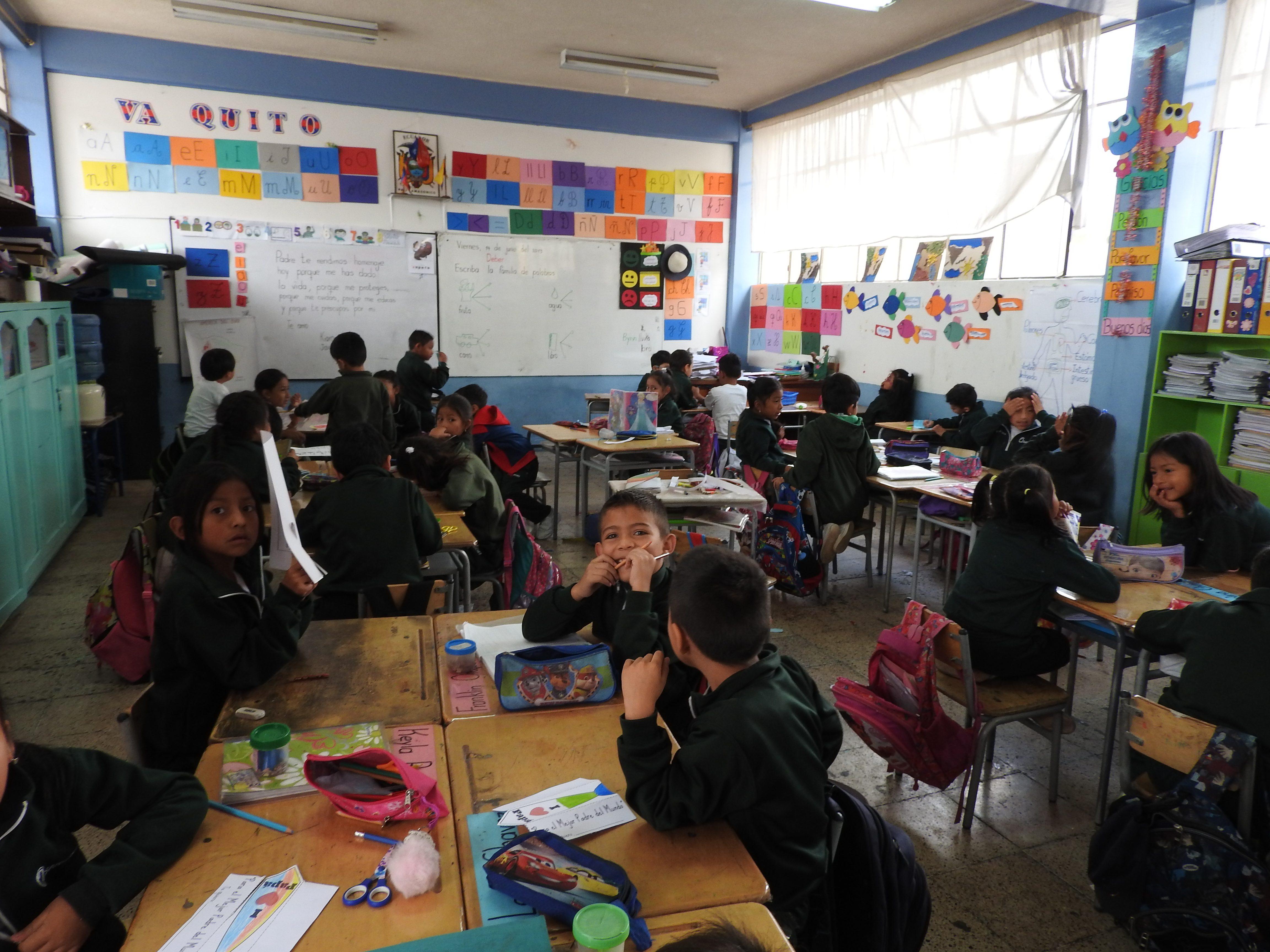 Copy of Quito Partner School 5
